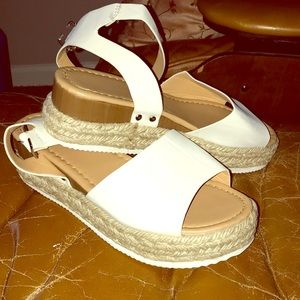 Shoes - Womens Casual Espadrilles